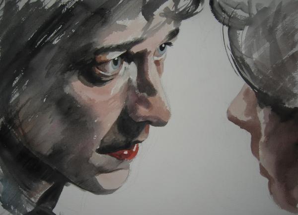 James McAvoy by alba
